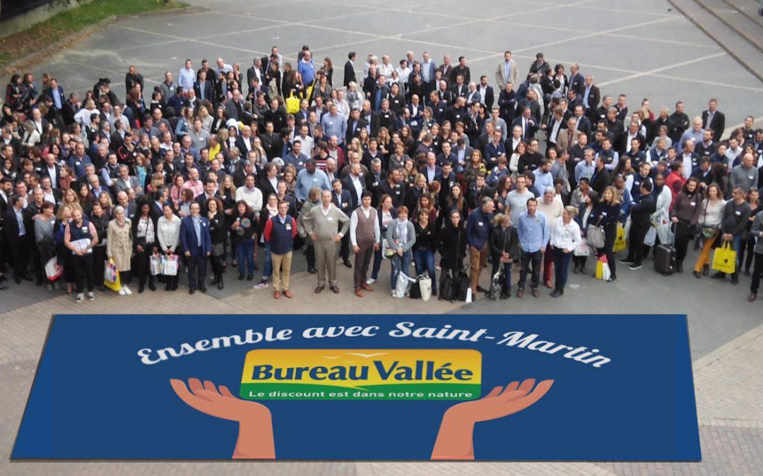 Un franchisé Bureau Vallée, un acteur de la vie du réseau