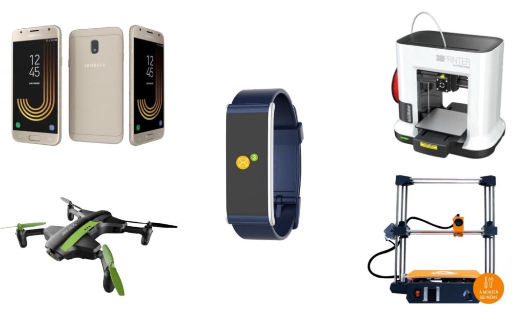 Bureau Vallée, ce n'est pas que de la papeterie mais aussi des produits de nouvelles technologies !