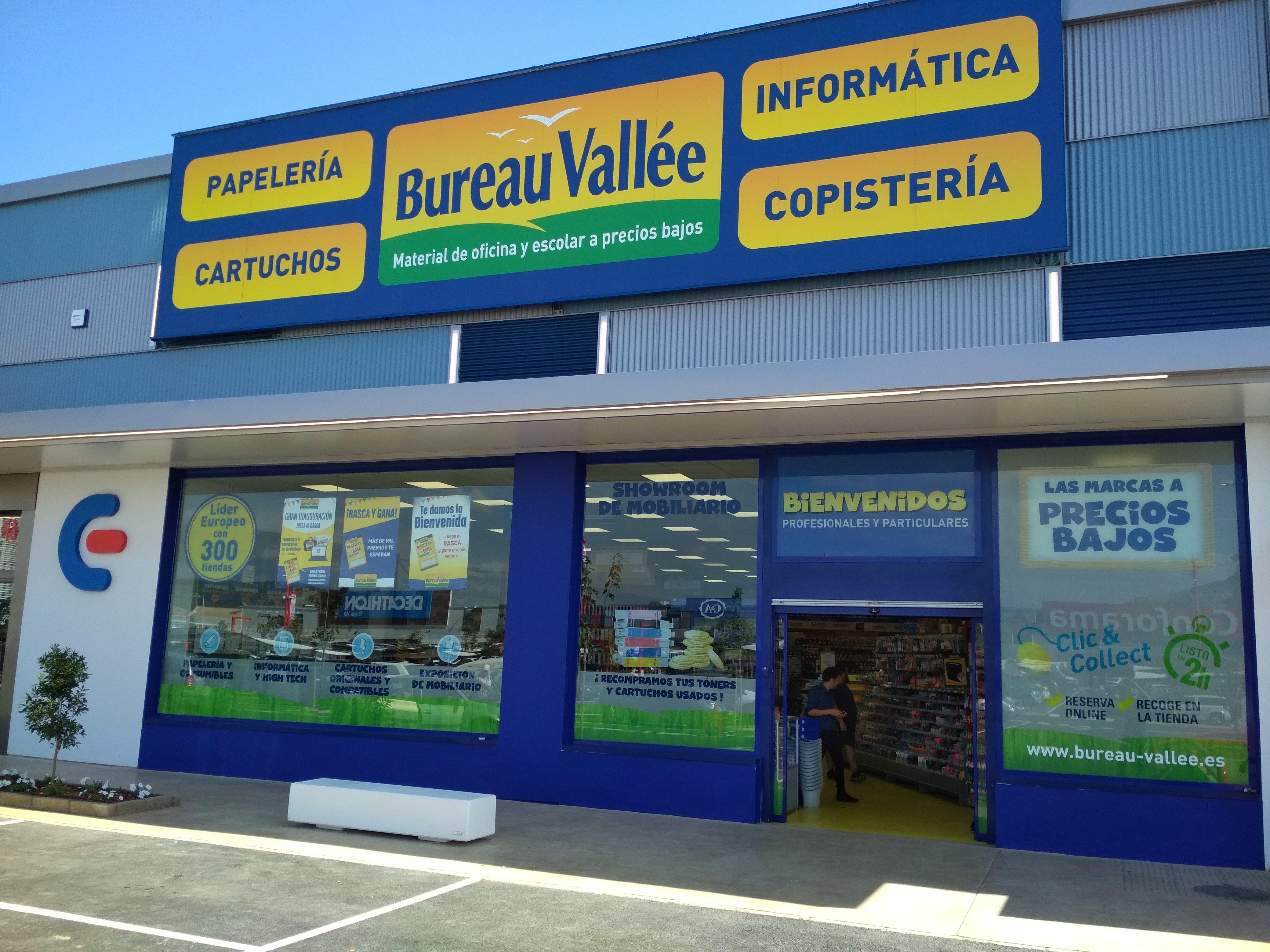 Bureau vallée poursuit son implantation en espagne avec louverture