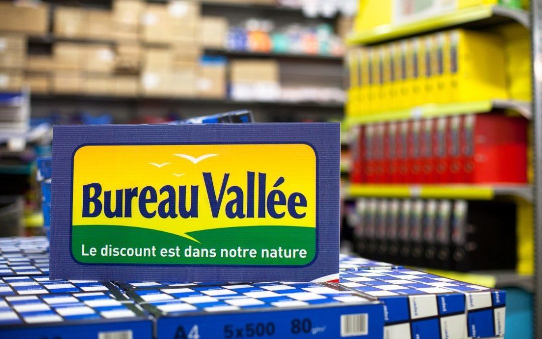 Vous avez un local commercial disponible ? Profitez-en pour ouvrir une franchise Bureau Vallée !