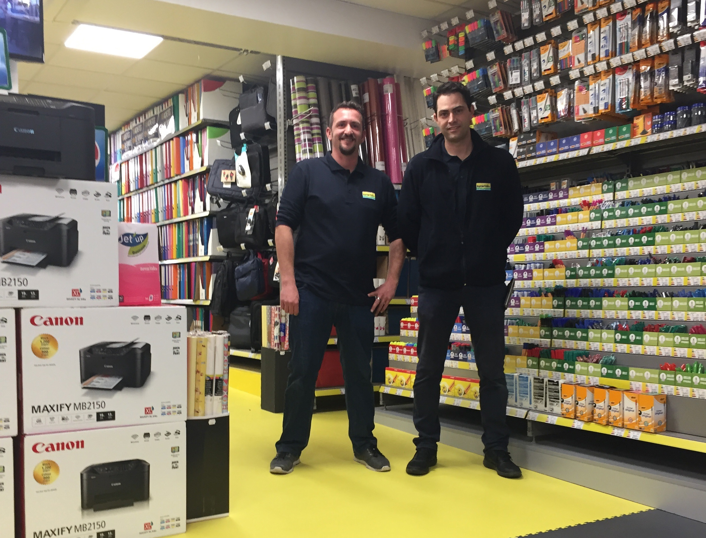 Bureau vallée ouvre un second magasin à bordeaux franchises et