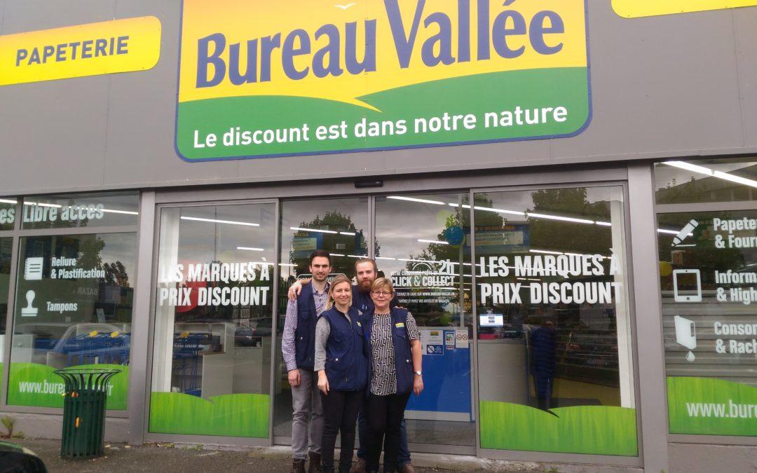 Bureau Vallée annonce l'ouverture d'un magasin à Strasbourg