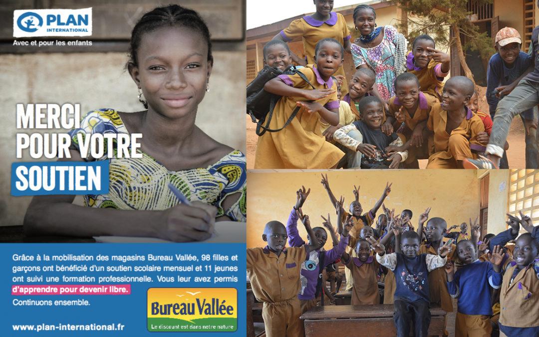 Entreprendre chez Bureau Vallée, c'est s'engager pour les hommes et la planète.