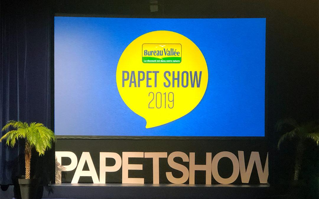 Papet'Show : les plus grandes marques de papeterie à la rencontre des franchisés Bureau Vallée !
