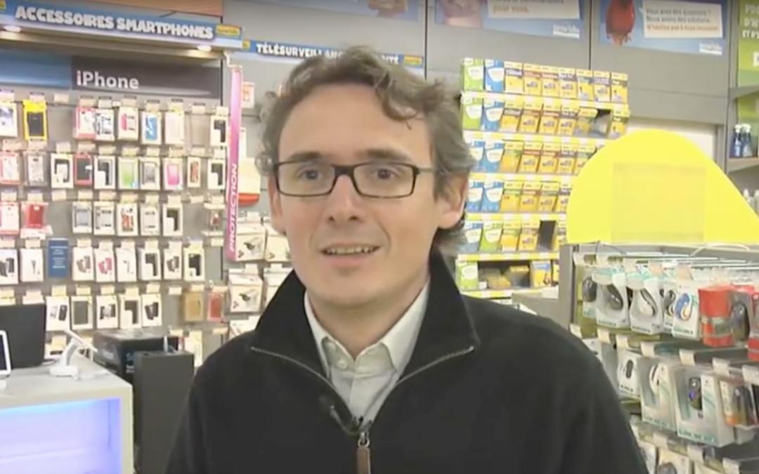 Yvan Quintin, multi franchisé Bureau Vallée à Dreux et désormais Évreux !