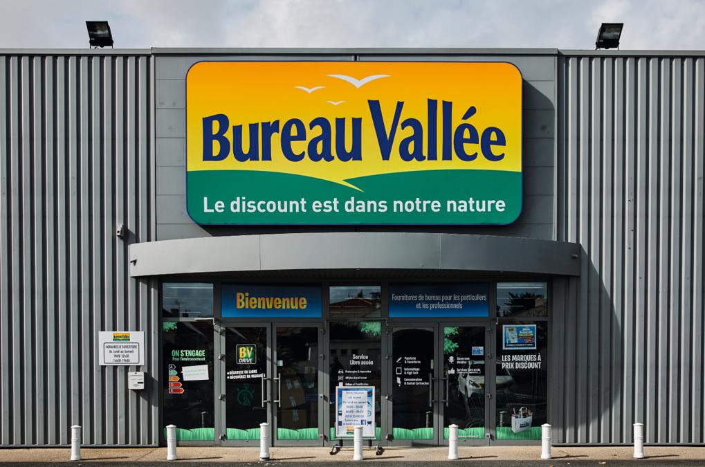 L'enseigne Bureau Vallée sera présente au salon Franchise Expo Paris du 24 au 27 mai 2020.